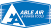Able Air & Power Tools Logo